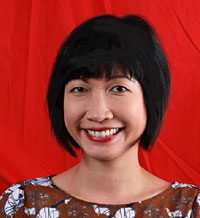 <em></em>Sandy Ng, Lecturer in Marketing, RMIT, is researching the effectiveness of a SunSmart App. 