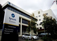 The Epworth Eastern Medical Centre.
