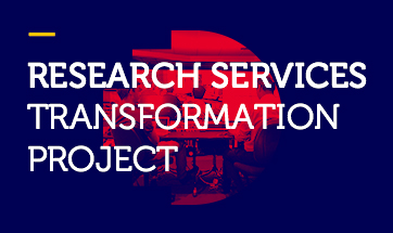 Research Services Transformation Project