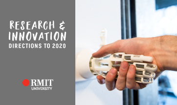 Research and innovation Directions to 2020