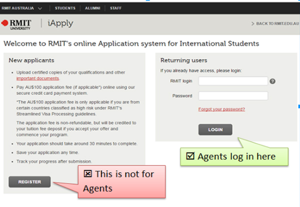 iApply Login