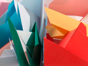 Global Learning by Design origami image
