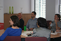 <em></em>The School of Management hosts a workshop on social enterprise.