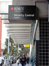 RMIT Security